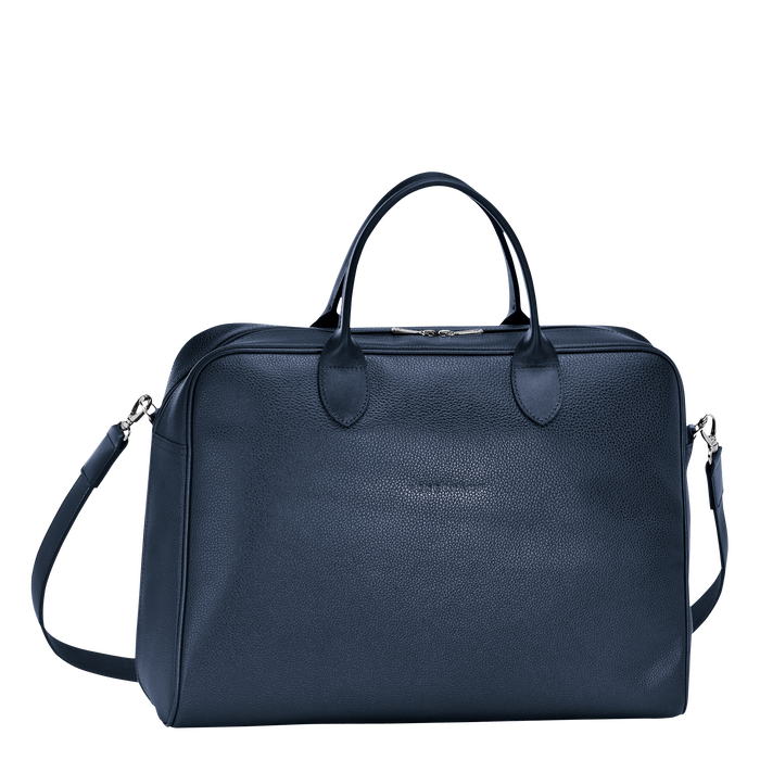 Briefcase L, Navy - View 1 of 4 - zoom in