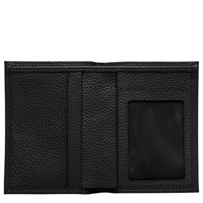 Card holder, Black - View 2 of  3 - zoom in