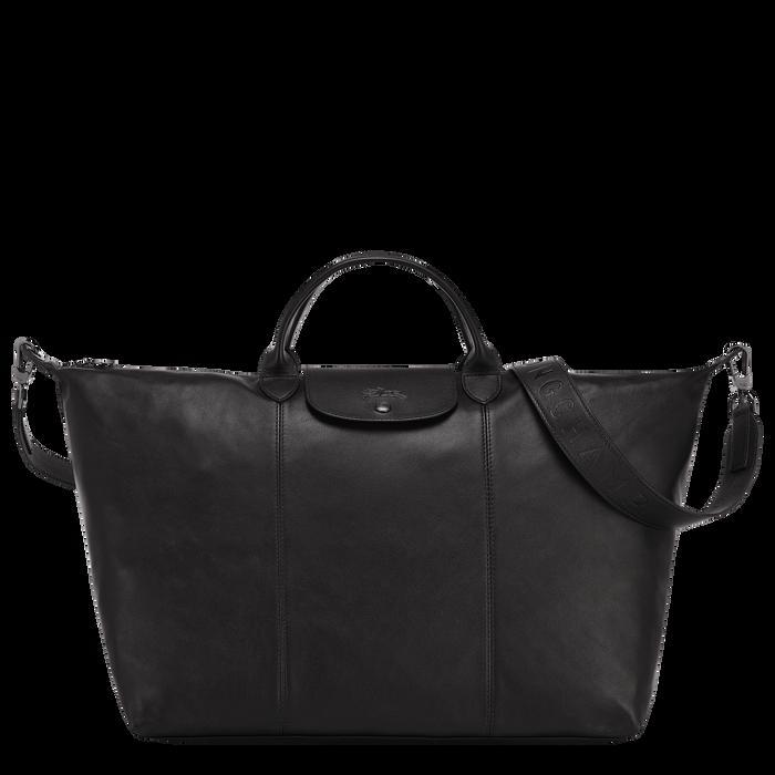 Travel bag L, Black/Ebony - View 1 of 3 - zoom in