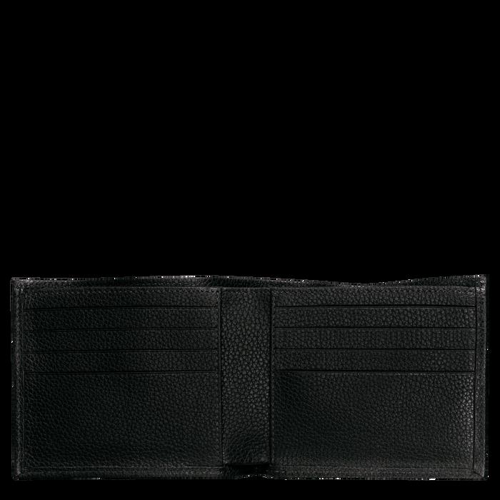 Wallet, Black - View 2 of  3 - zoom in