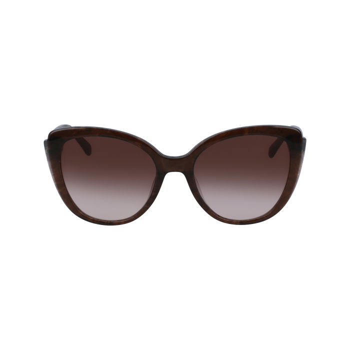 Fall-Winter 2020 Collection Sunglasses, Brown Gold