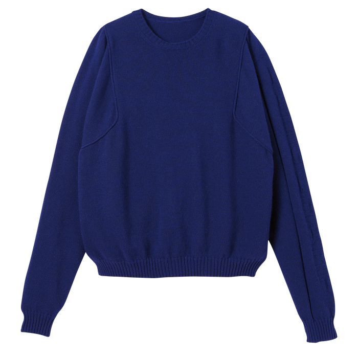 Pullover, Blue - View 1 of  2 - zoom in