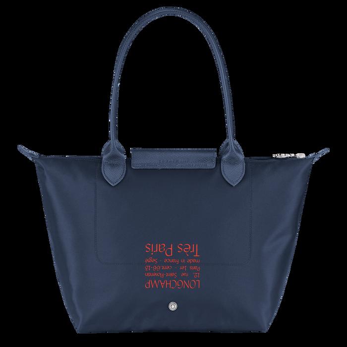 Le Pliage 系列 肩揹袋 S, 海軍藍色