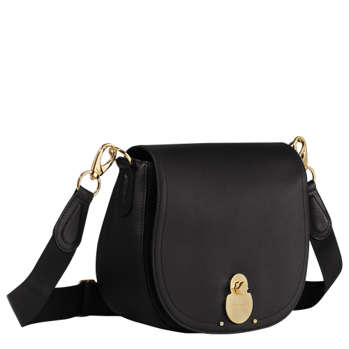 Crossbody bag, Black/Ebony - View 2 of  3 -