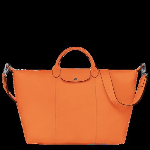 Travel bag L, Orange, hi-res - View 1 of 3