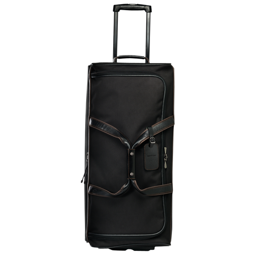 Wheeled duffle bag, Black, hi-res - View 1 of 3