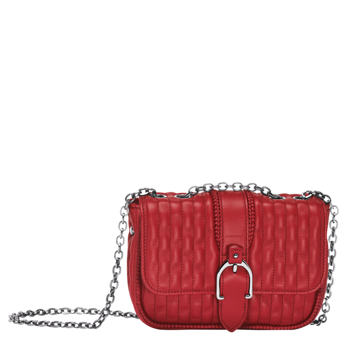 Crossbody bag XS, Red - View 1 of  3 - zoom in