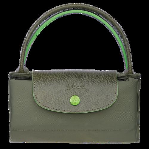 Top handle bag S, Longchamp Green - View 4 of 5 -