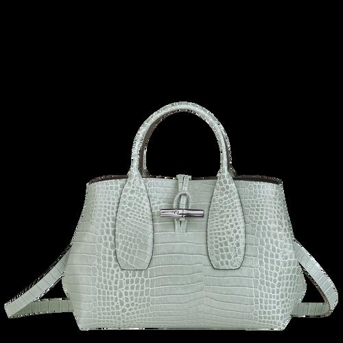 Top handle bag M, Jade - View 1 of 4 -