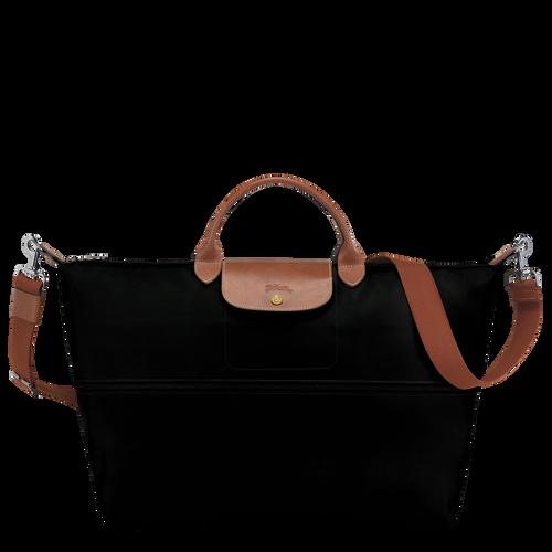 View 4 of Travel bag, Black, hi-res