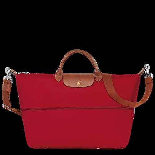 Travel bag, Red, hi-res - View 4 of 4