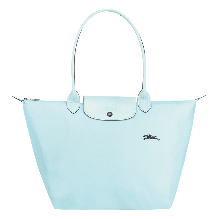Shoulder bag L, Cloud Blue, hi-res - View 1 of 4