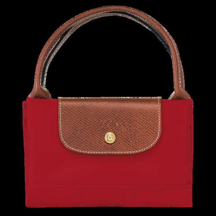 Le Pliage Original Top handle bag M, Red