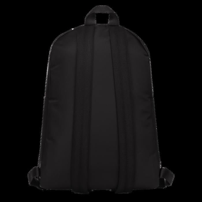 Backpack M, Black/Ebony - View 3 of  4 - zoom in