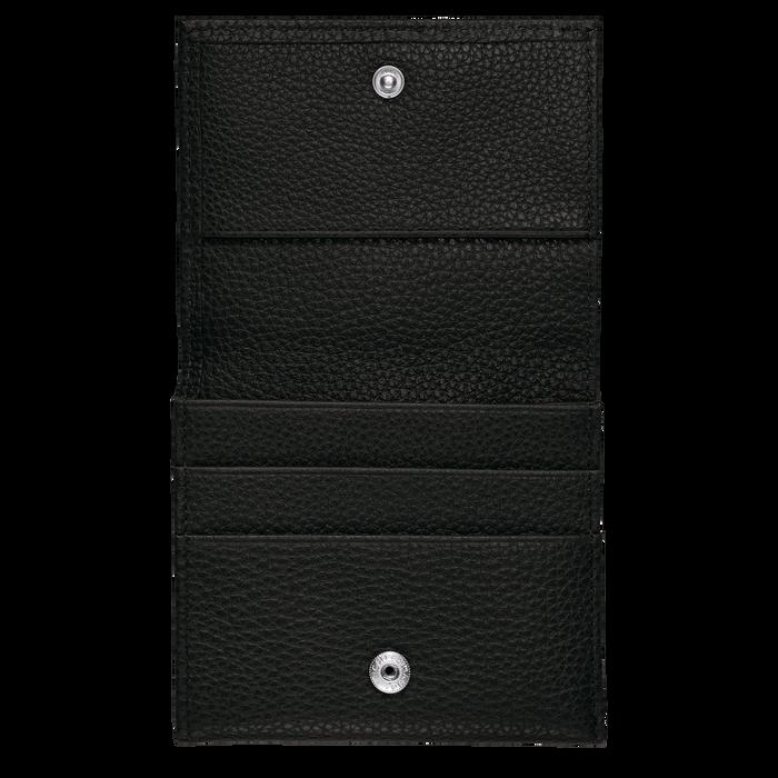 Porte-monnaie, Noir - Vue 2 de 3 - agrandir le zoom
