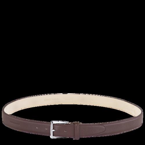Men's belt, Mahogany - View 1 of  1 -