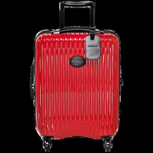 Koffer voor handbagage, Rood - Weergave 1 van  3 -