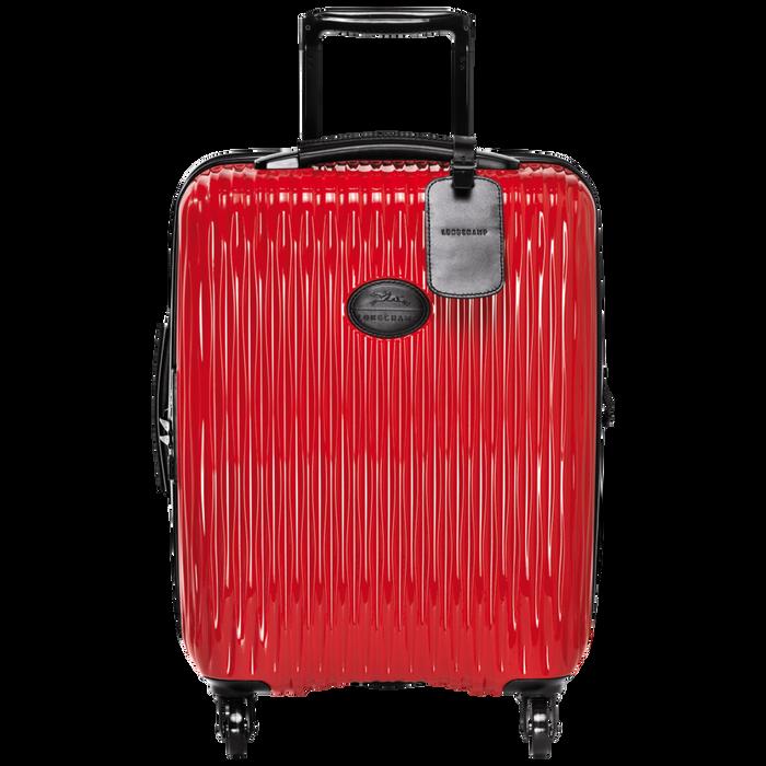 Koffer voor handbagage, Rood - Weergave 1 van  3 - Meer inzoomen.