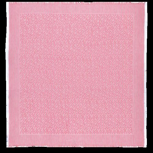 Damenschal, Rot - Ansicht 1 von 1 -