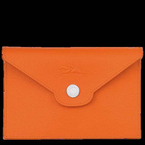 Karten-Etui, Orange, hi-res - View 1 of 2