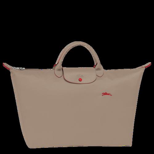 Travel bag L, Brown, hi-res - View 1 of 4