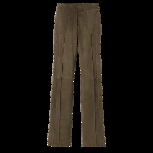 Collezione Autunno-Inverno 2021 Pantaloni, Kaki