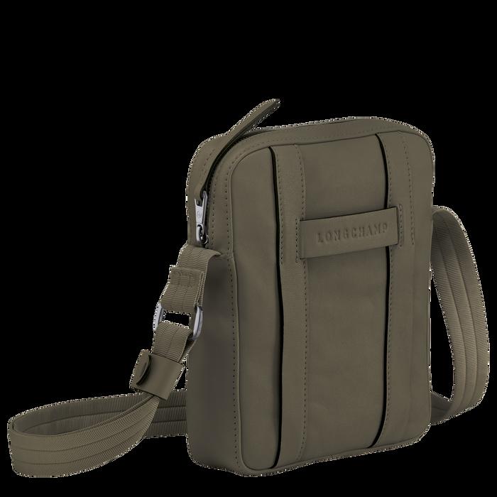 Longchamp 3D Crossbody bag S, Khaki
