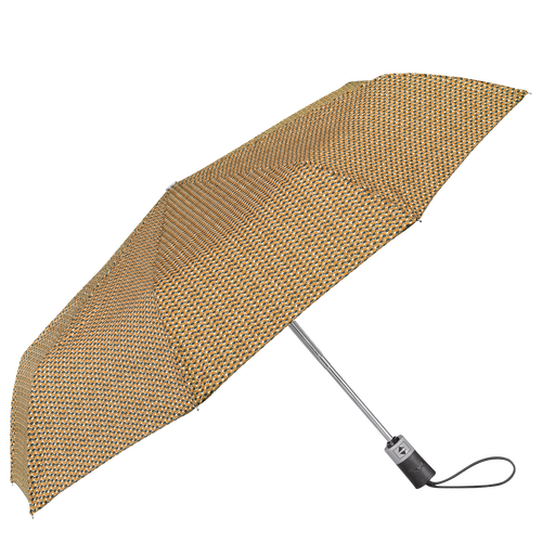 Retractable umbrella, Honey - View 1 of  1 -