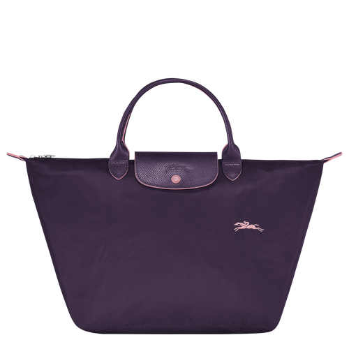Top handle bag M, Bilberry - View 1 of  5 -