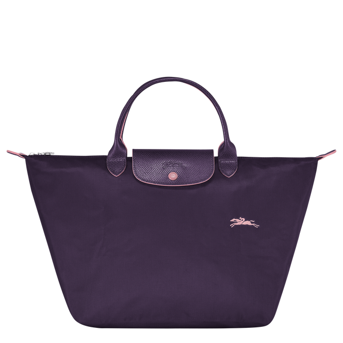 Top handle bag M, Bilberry - View 1 of  5 - zoom in