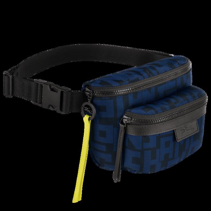 Belt bag M, Black/Navy - View 2 of 3 - zoom in