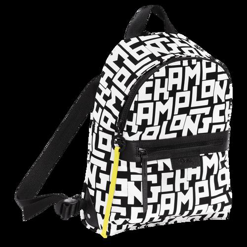 背包 S, 黑/白色, hi-res - 2 的視圖 4