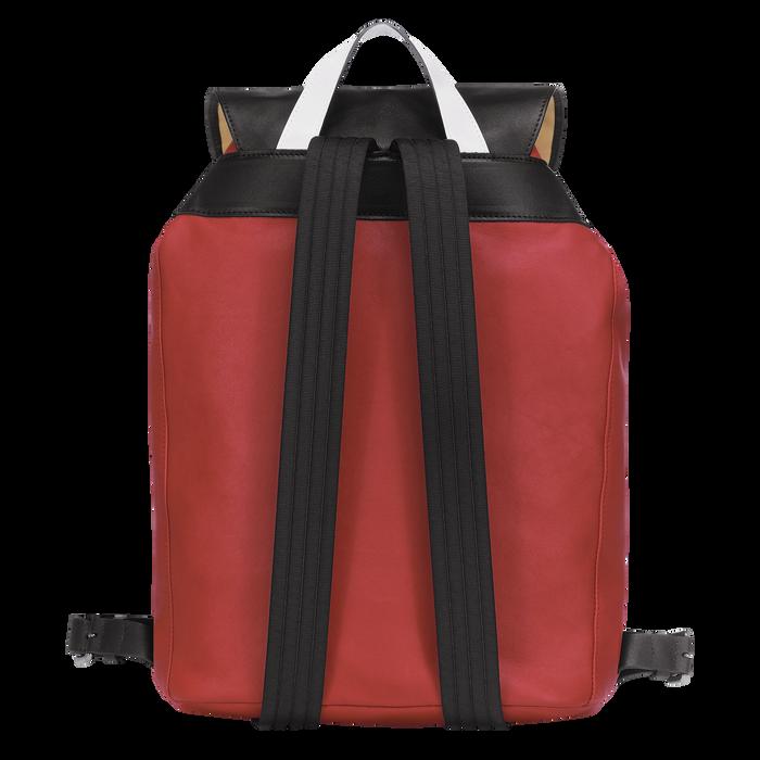 後背包 L, 磚紅色, hi-res - 3 的視圖 3