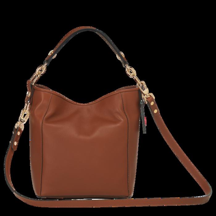 Bucket bag S, Cognac, hi-res - View 3 of 3