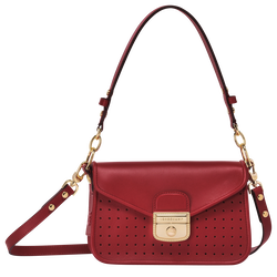 Crossbody bag, 209 Garnet red, hi-res