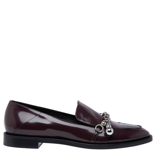 Loafers, Aubergine - View 1 of  3 -