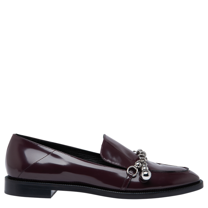 Loafers, Aubergine - View 1 of  3 - zoom in