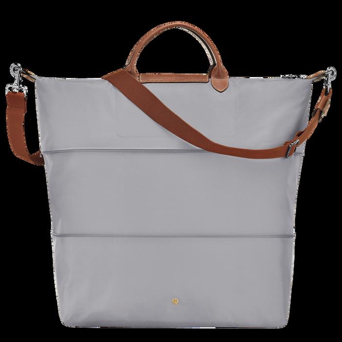 Sac de voyage extensible Le Pliage Gris (L1911089P51) | Longchamp FR