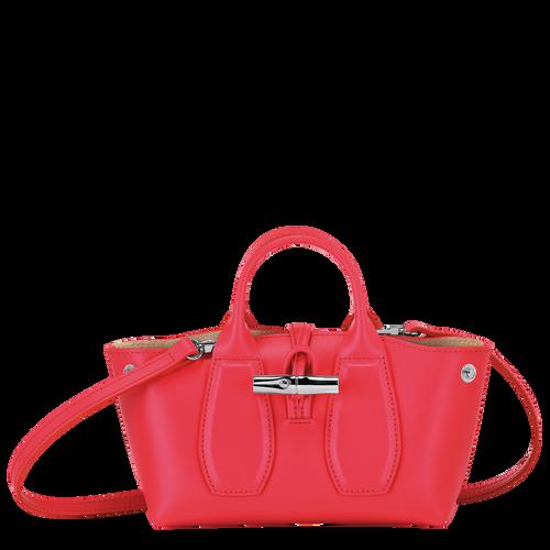Top handle bag XS, Poppy, hi-res - View 2 of 4