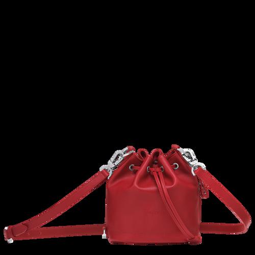 Sac seau S Le Foulonné Rouge (10061021545) | Longchamp CA