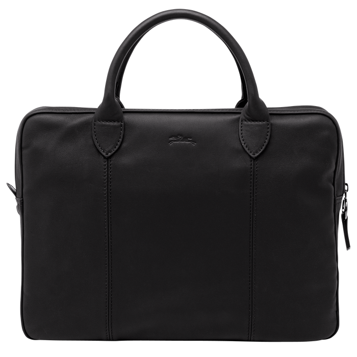 Briefcase, Black/Ebony - View 3 of 3 - zoom in