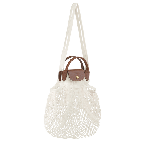 Top handle bag, Ecru - View 2 of 3 -