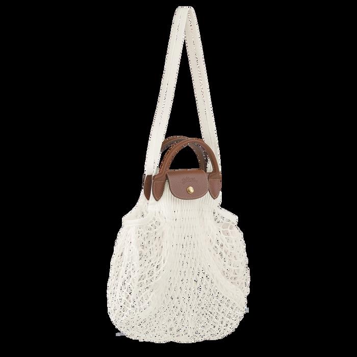 Top handle bag, Ecru - View 2 of 3 - zoom in