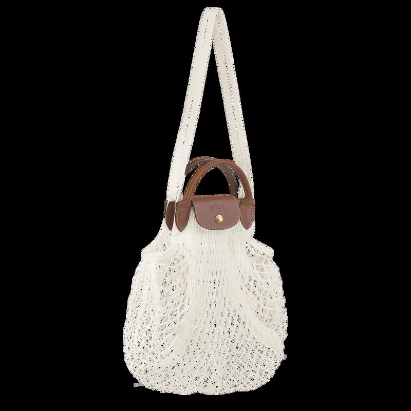 Top handle bag, Ecru - View 2 of  3.0 - zoom in