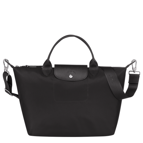 Top handle bag M Le Pliage Néo Black (L1515598001) | Longchamp US