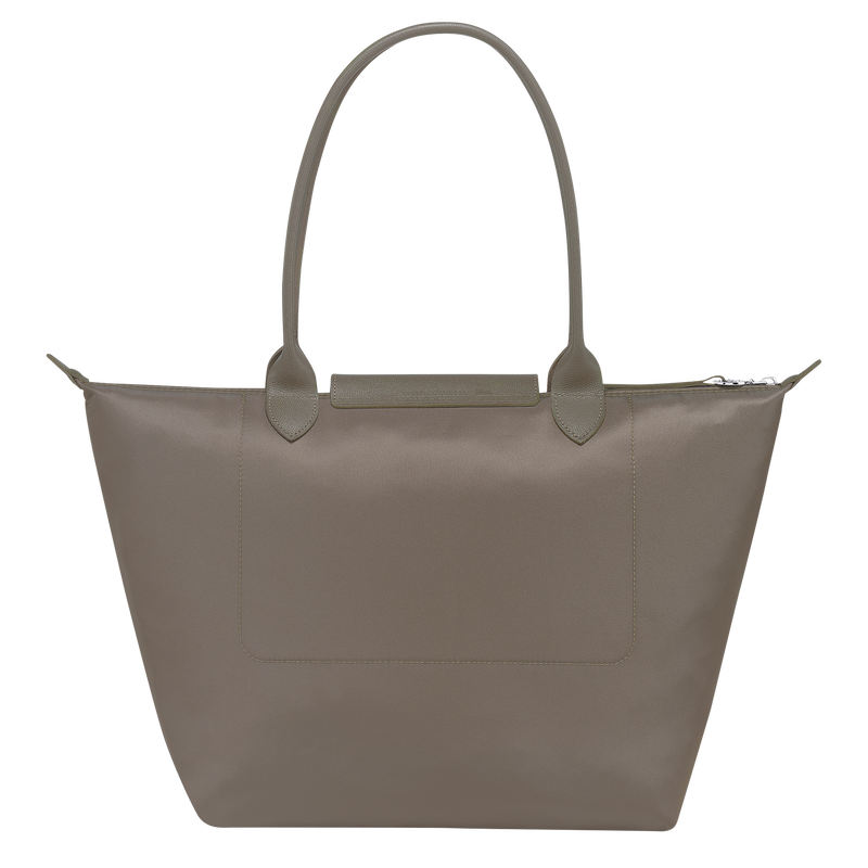 Shoulder bag L, Taupe - View 3 of  4 - zoom in