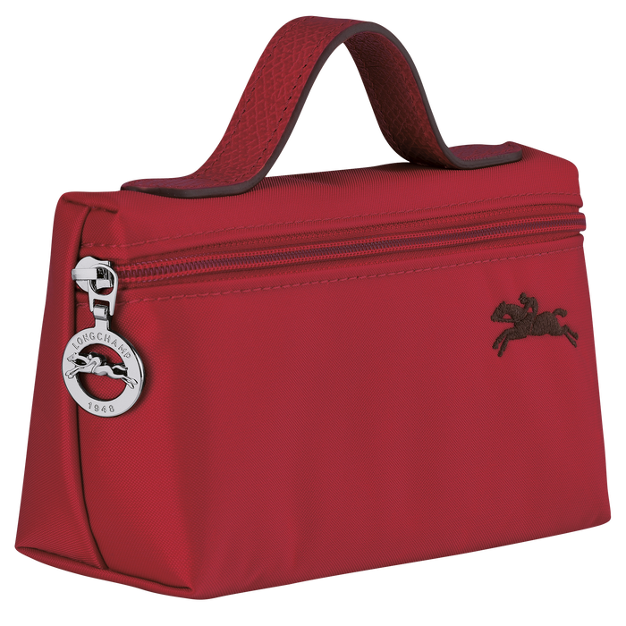 Le Pliage Cosmetic case, Red