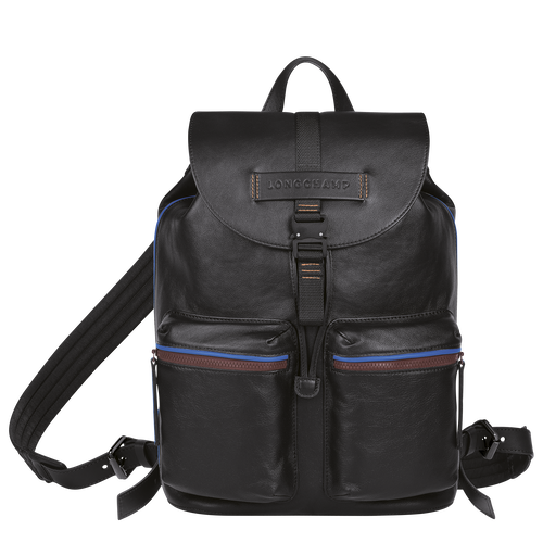 Backpack L, Black/Ebony - View 1 of  3 -