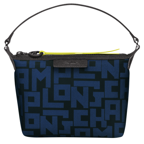 Clutch, Black/Navy - View 1 of  3 -