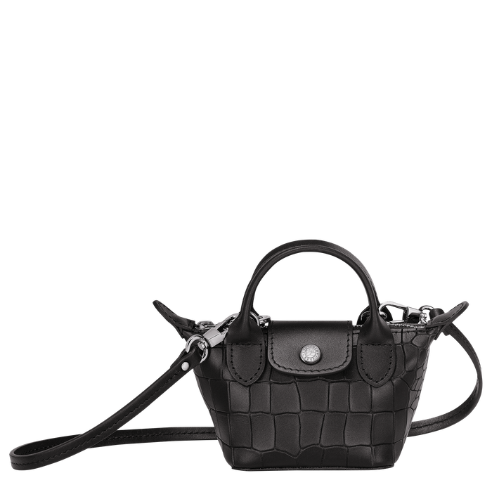 Crossbody bag XS, Black - View 1 of  3 - zoom in